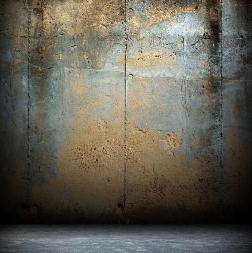 Vintage Brick Wall Floor